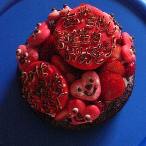 幻となったNO PHOTOのケーキはこのガトーショコラがミルクレープになったかんじでした