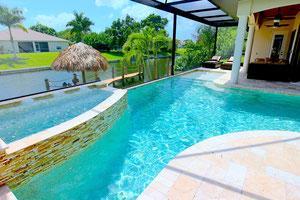 Pool Villa Sanibel Shell