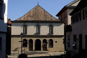 Hechinger Synagoge - Kultur-, Gedenk- und Gebetsstätte. Foto: Manuel Werner, alle Rechte vorbehalten!