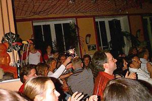 Jubiläumsshow im Haus der Jugend
