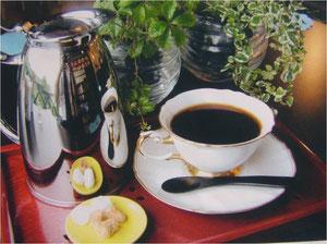 コーヒー(ポットサービス)