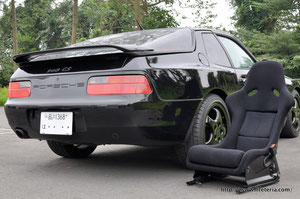 LifeTeria blog Porsche968CS