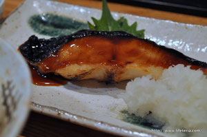 LifeTeria blog ブログ ふじや食堂