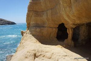 Matalas Höhlen