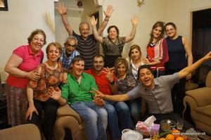 Gastfamilie in Karaj