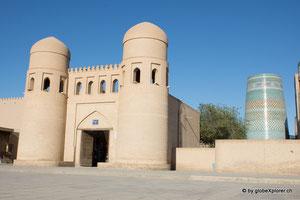 Stadttor von Khiva