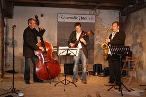 Jazz-Trio Köttgen,Suter,Stross