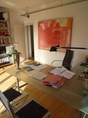 Rechtsanwältin Brigitte Hooper, Büro in Stuttgart