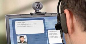 videoconferenza messenger e skype