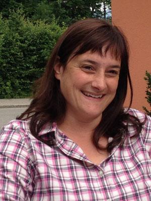 Meine tolle Kursleiterin Corinne