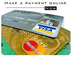 Pelanggan boleh melakukan urusan jual - beli secara online mengunakan kad kredit.