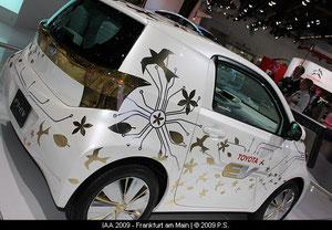 Elektroauto von Toyota - EV