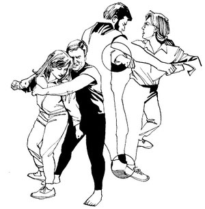 """Résultat de recherche d'images pour """"self defense dessin"""""""