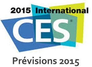 CES 2015 - Prévisions Internet des Objets / Objets Connectés pour 2015