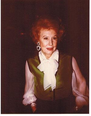 Irene in April 1977