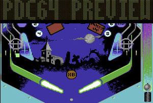 En la foto, la versión Commodore 64