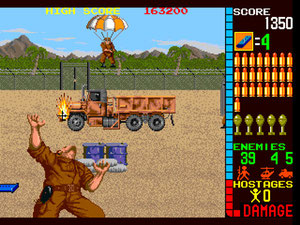 Operation Wolf (1987)