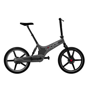 Gocycle: Das Allrad e-Bike