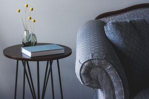 Filigrane Möbel