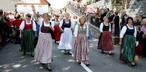 Fest der Volkskultur in Kopfing 2012
