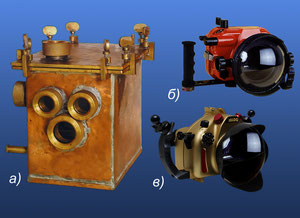 Подводная фотосъёмка.