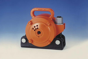Vibradores neumáticos industria hormigón