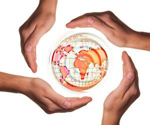 Erwerben Sie interkulturelle Kompetenzen.