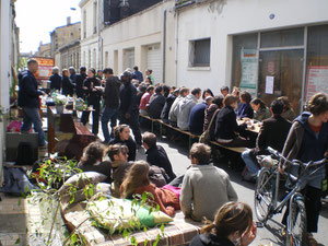 Fête de rue - avril 2008