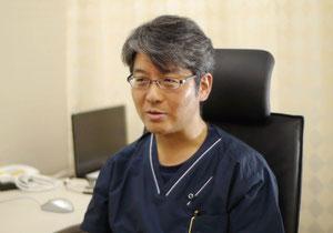 院長・医学博士 細合 浩司(ほそあいひろし)