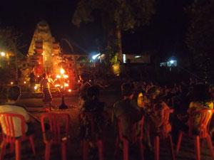 ジュンジュンガン村のケチャの写真