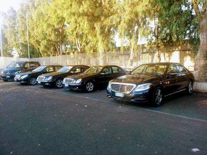 Limousine Chauffeur Service for big events
