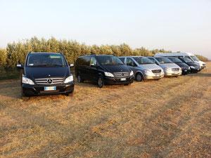 Limousine Chauffeur Service für große Events