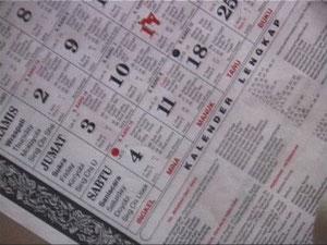 calendrier saka