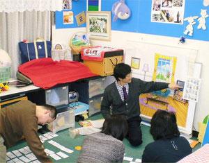 伊呂波歌留多で英作文ゲーム on 2012.2.11(土)