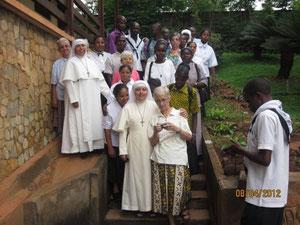 Solemnidad de Santo Domingo de Guzmán en Bangui Centroáfrica