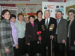 Встреча учителей с Исмагиловым Р.С.