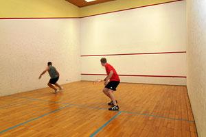 Squashhalle beim TSB Weil am Rhein