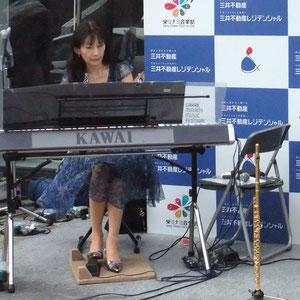 名古屋スクールオブミュージック前