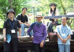 小野寺さん、畠山さん、小関さんと