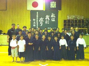 西日本短大付属高校剣志館