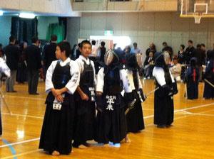 北野天満宮少年剣道大会