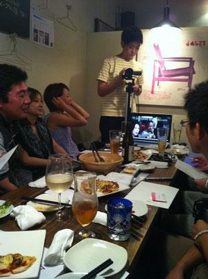 Ustream 座談会