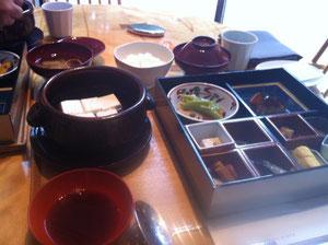 ハイアットリージェンシー京都の和朝食