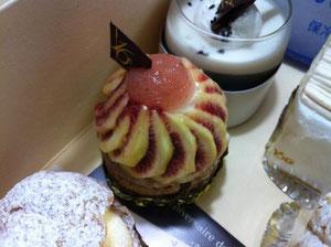 16区いちじくのケーキ