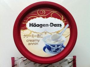 ハーゲンダッツクリーミー杏仁