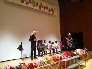 ハッピーデイズクリスマスパーティ2012