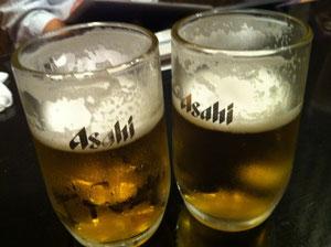八女ひょっとこ生ビール