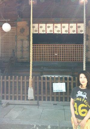 八女福島八幡宮