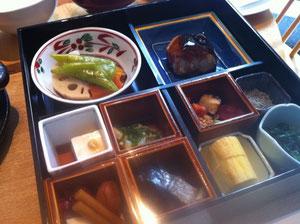 ハイアットリージェンシー京都和朝食