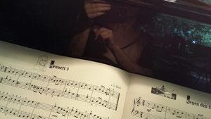 Menuett Nr. 3 - Minuet No. 3 - J. S. Bach